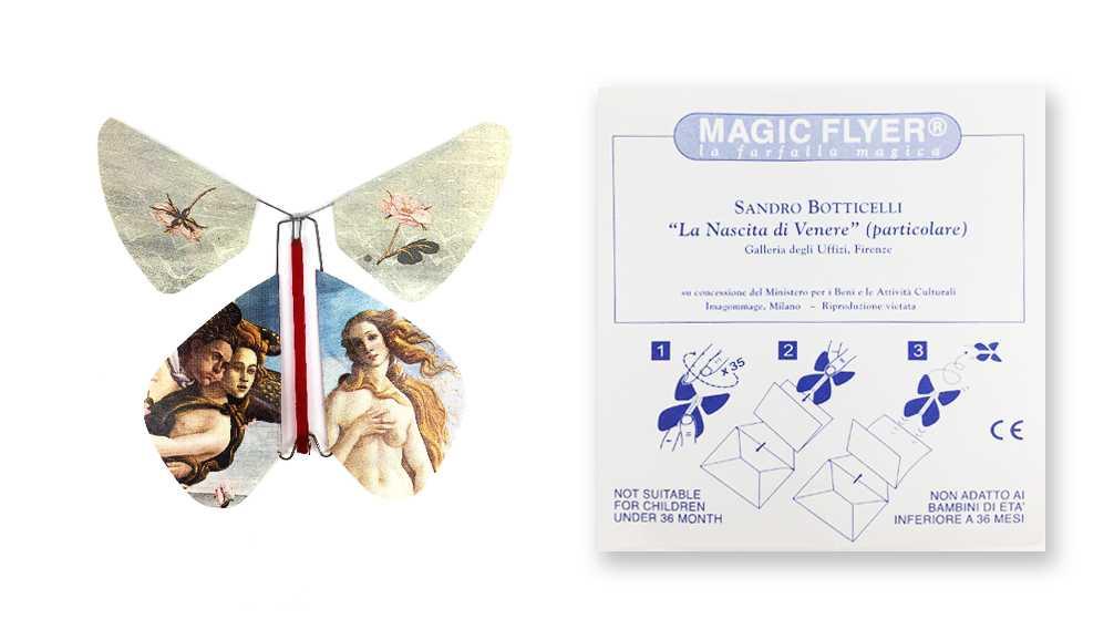 IMAGOMMAGE_Galleria degli Uffizi - Firenze _CASE HISTORY_FARFALLA