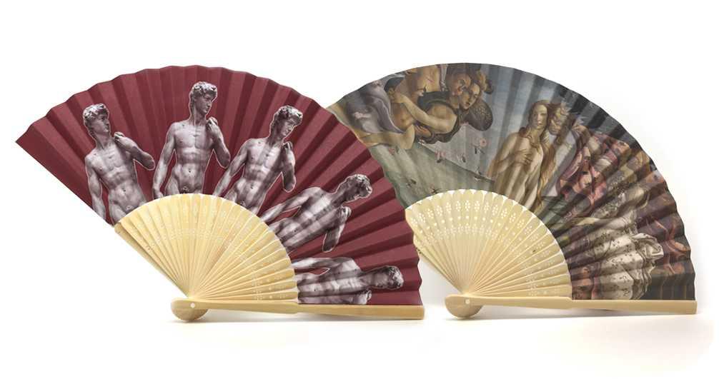 IMAGOMMAGE_Galleria degli Uffizi - Firenze _CASE HISTORY_VENTAGLIO
